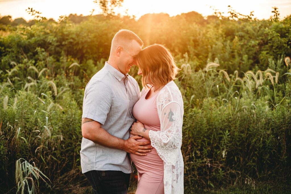 bloomington, IL maternity photography