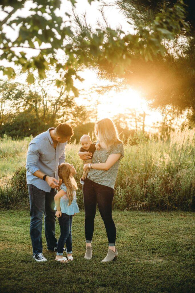 Springfield IL family photography