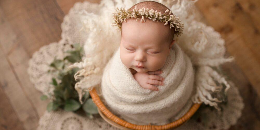 springfield il newborn portrait